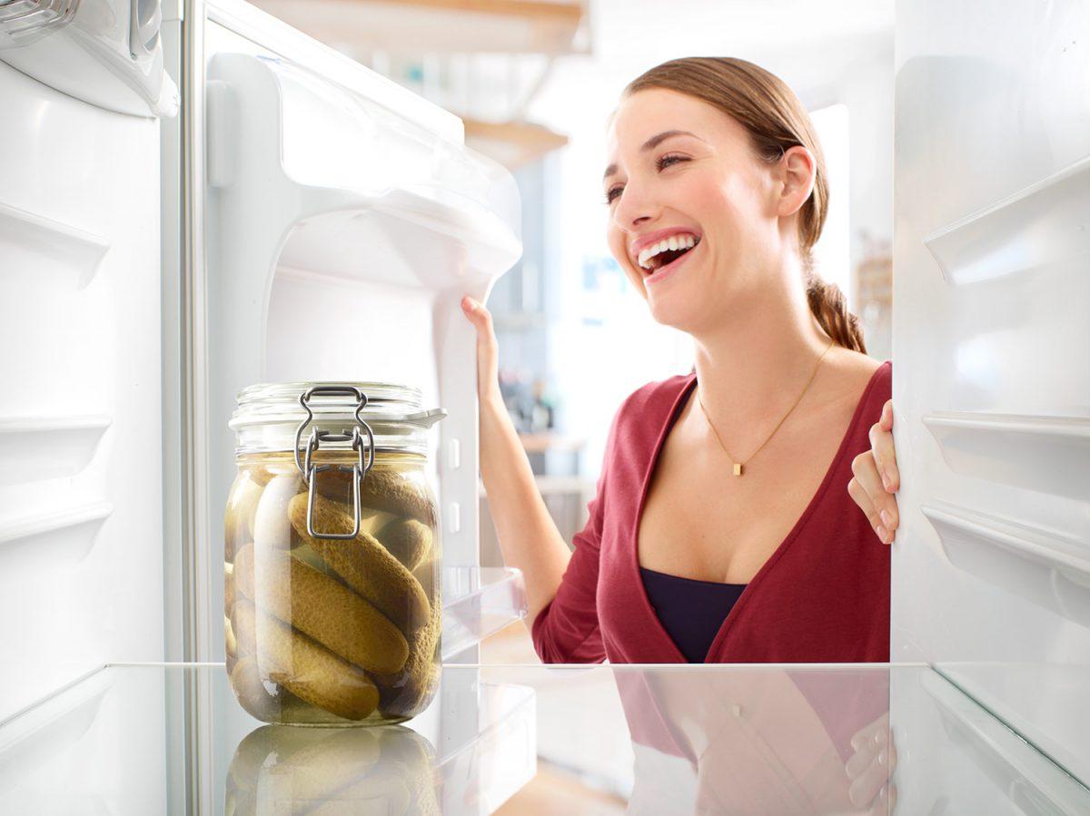 VGH refrigerator insurance women fun photography berlin