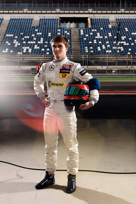 team Mücke motorsport driver Lausitzring photography portrait